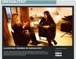 Allochtone vrouwen en seksualiteit