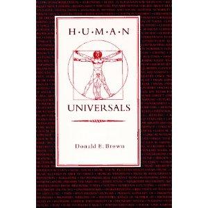 humanuniversals